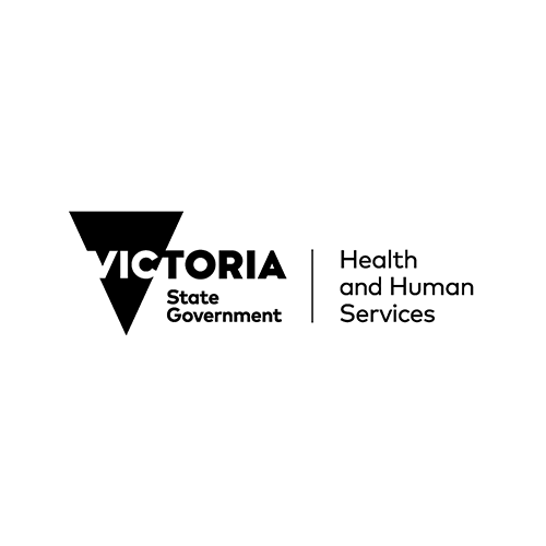 Dept. Health and Human Services (VIC) Logo