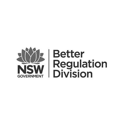 NSW Better Regulation Division Logo