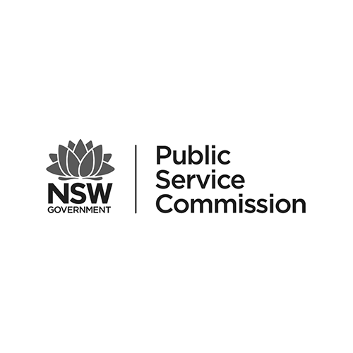 NSW Public Service Commission Logo