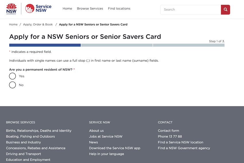 Service NSW – Continuous Delivery